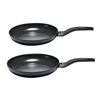 Nova Induction Fry Pan Cookware Set with Protection Base Non-Stick Coating (10