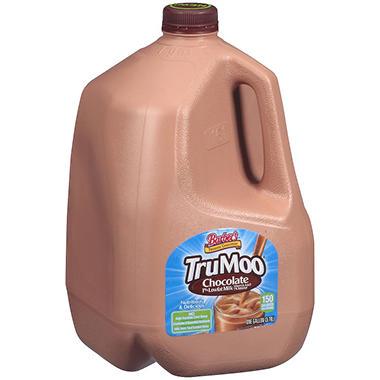 Chocolate Milk Gallon A Day