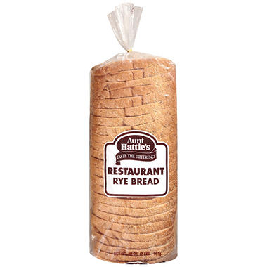 Aunt Hattie's® Rye Bread - 32 oz. VIEW ONLY