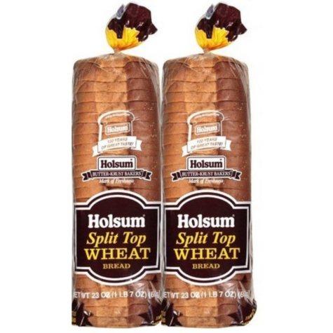 Holsum Split Top Wheat Bread (2 pk.)
