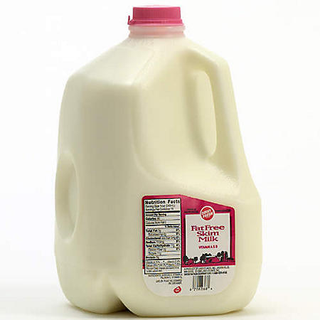 Dairy Fresh Fat Free Skim Milk (1 gallon)
