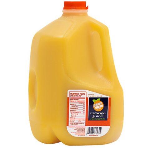 Dairy Fresh 100% Pure Orange Juice (1 gal.)