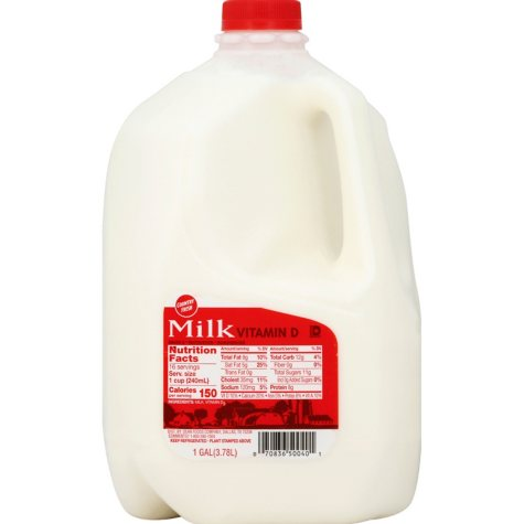 Country Fresh Whole Milk (1 gal.)