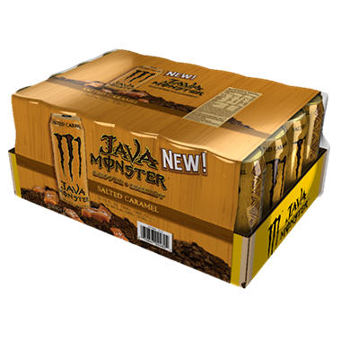 Monster Java Salted Caramel (15 oz., 12 ct.)