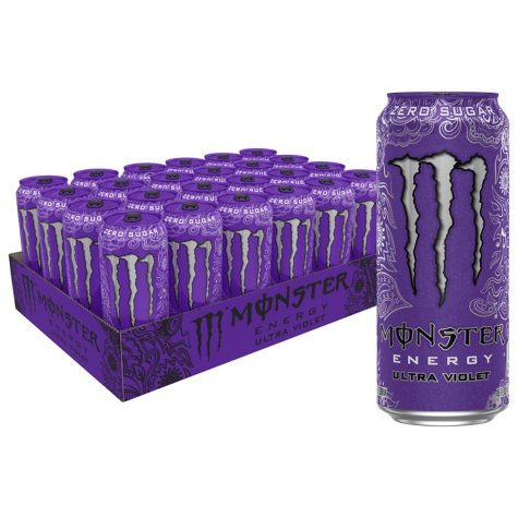 Monster Ultra Violet (16 oz. ea., 24 ct.)