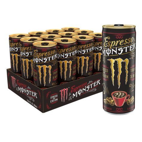 Monster Espresso and Cream (8.4 oz., 12 pk.)