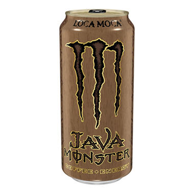 Monster Java Loca Moca (16 oz. can)