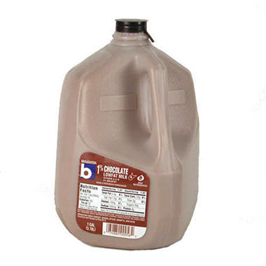 1% Chocolate  Lowfat Milk (1 gal.)