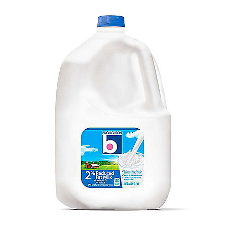 Broughton 2% Reduced Milk (1 gallon)
