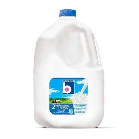 Broughton 2% Reduced Milk (1 gal.)