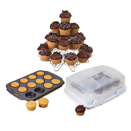 Wilton Cupcake Set - 3 pcs.