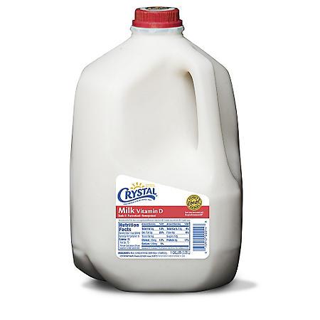 Crystal Creamery Whole Milk (1 gal.)