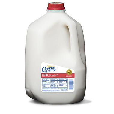 Crystal Whole Milk - 1 Gallon