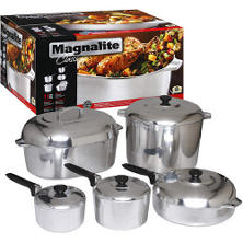 Magnalite? Classic 11 pc. Cast-Aluminum Cookware Set