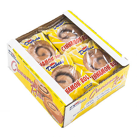Duchess Cinnamon Roll (4oz / 12pk)