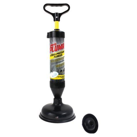 Liquid-Plumr Hydro-Pressure Plunger