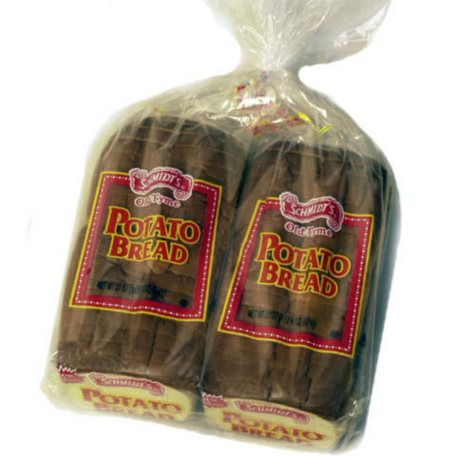 Old Tyme Potato Bread - 2/24 oz. loaves