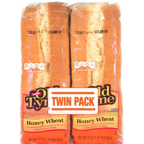 Schmidt Old Tyme Honey Wheat Bread 20 oz. (2 ct.)