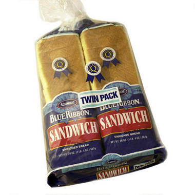 Blue Ribbon Sandwich Bread  (20 oz., 2 pk.)