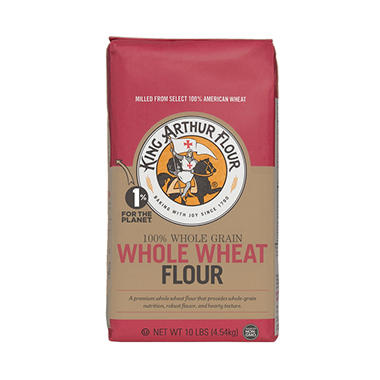 King Arthur Whole Wheat Flour (10 lb.)