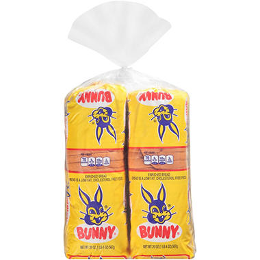 Bunny Old Fashioned Bread (40 oz., 2 pk.)