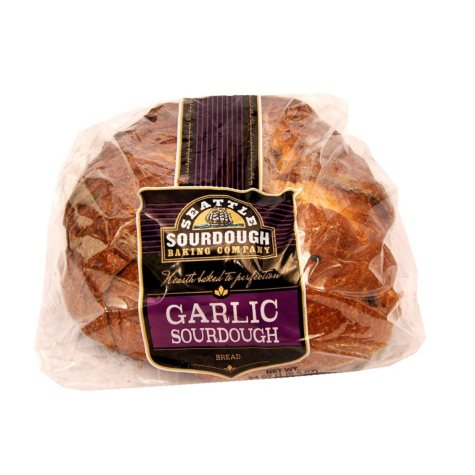 Seattle Sourdough Baking Company Garlic Sourdough (24 oz.)