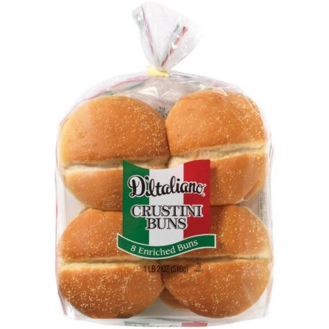 D'Italiano® Crustini Buns - 8 ct.