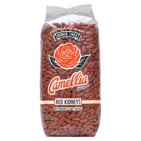 Camellia Red Kidney Beans (4 lbs.)