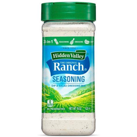 Hidden Valley Original Ranch Salad Dressing and Seasoning Mix (16 oz.)