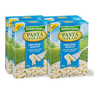 Hidden Valley Ranch Pasta Salad (7.09 oz., 4 pk.)