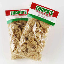 Chapa's Fried Pork Rinds - 5 oz. - 2 ct.