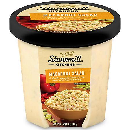 Stonemill Kitchen Macaroni Salad - 4 lbs.