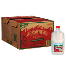 Arrowhead Mountain Spring Water (64 fl. oz. bottles, 12 pk.)
