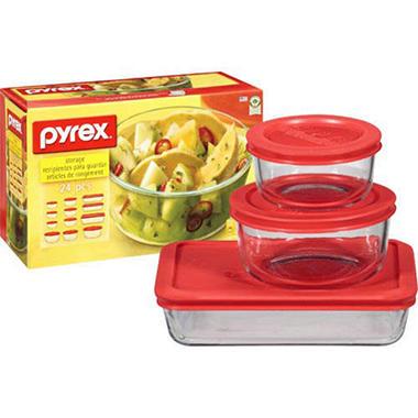 Pyrex® Storage Set   24pc
