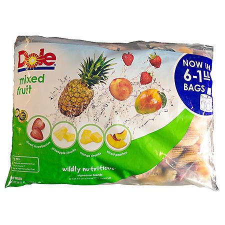 Dole Mixed Fruit (1 lb. bag, 6 ct.)