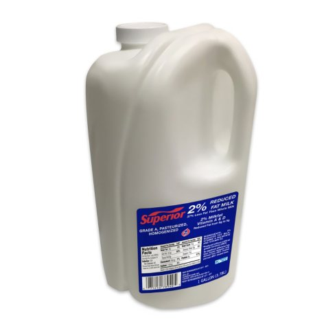 Superior 2% Reduced Fat Milk (1 gal.)