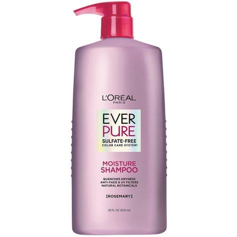L'Oreal Paris EverPure Sulfate-Free Moisture Shampoo (28 fl. oz.)