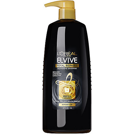 L'Oreal Paris Elvive Total Repair 5 Shampoo (40 fl.oz.)