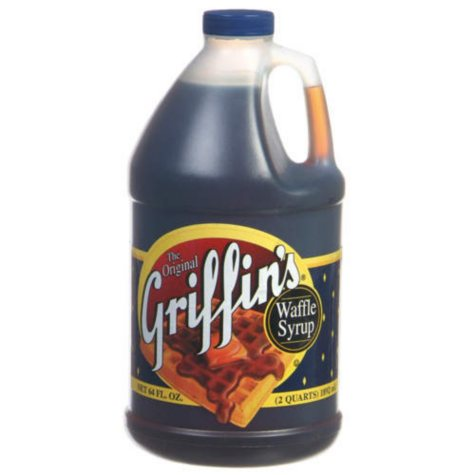 The Original Griffin's® Waffle Syrup (64 oz.)