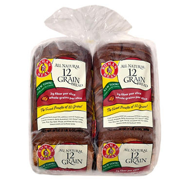 Roman Meal 12 Grain Bread (2 pk., 48 oz.)