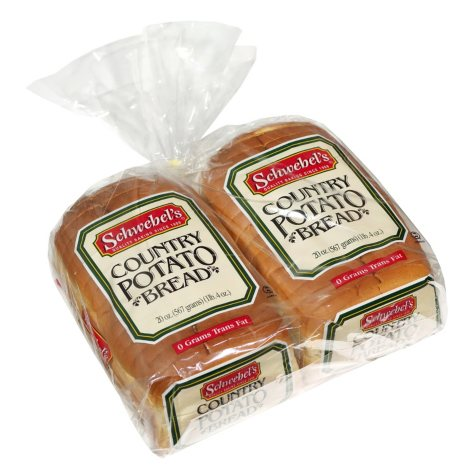 Schwebel's Country Potato Bread (20 oz., 2 pk.)