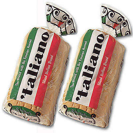 Schwebel's 'taliano Bread (16 oz., 2 pk.)