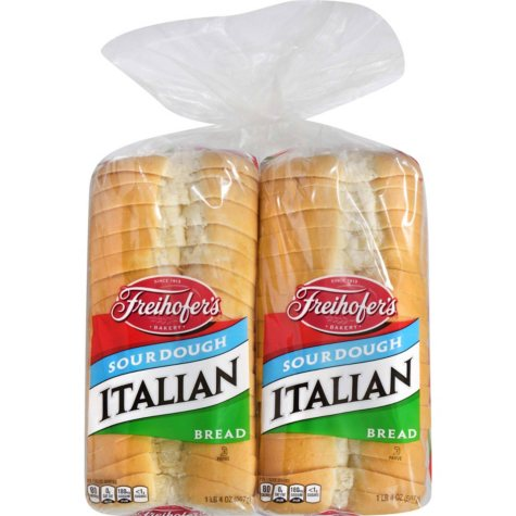 Freihofer's Sour Dough Italian Bread (20 oz., 2 pk.)