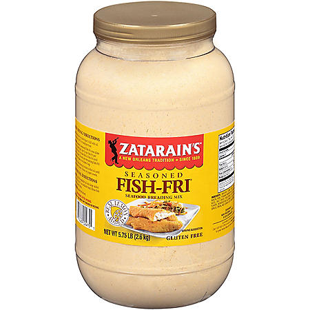 Zatarain's Seasoned Fish-Fri (92 oz.)