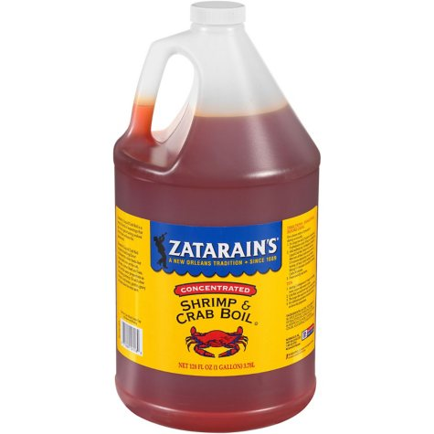 Zatarain's Concentrated Liquid Shrimp & Crab Boil (1 gal.)