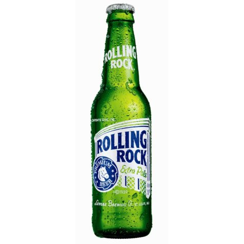 Rolling Rock Lager (12 fl. oz. bottle, 24 pk.)