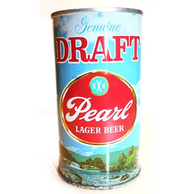 Pearl Lager (12 fl. oz. can, 12 pk.)