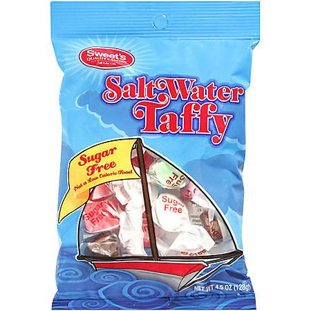 Sweet's Saltwater Taffy Assortment (4.5 lbs.)