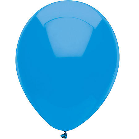 """PartyMate USA, 12"""" Latex Balloons, Assorted Colors (100 ct.)"""