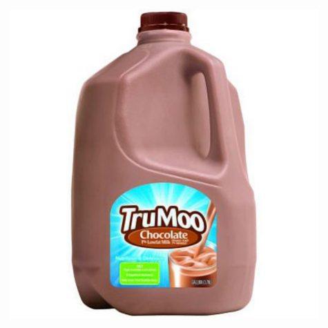 Tru Moo 1% Chocolate Milk  (1 gal.)